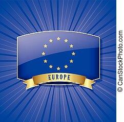 europäische , ikone