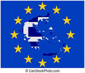 européen, aide, grèce