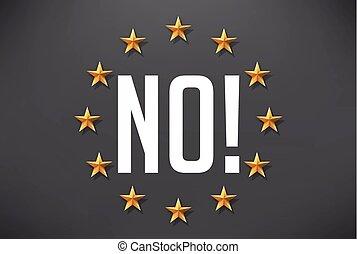 européen, terrorisme, non, -, dire, drapeau