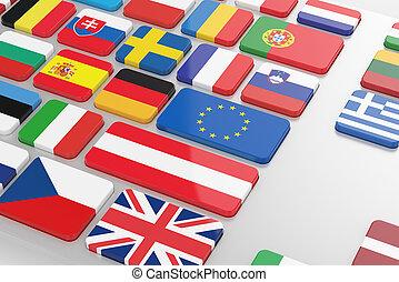 europa, concept