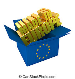 europa, gemaakt