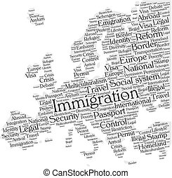 europa, imigração