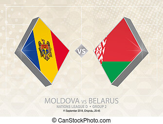 europa, liga, d, grupo, belarus, fútbol, competition., ...