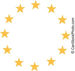 europa, stelle