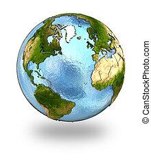 europa, terra, america, nord