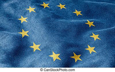 europa, vlag
