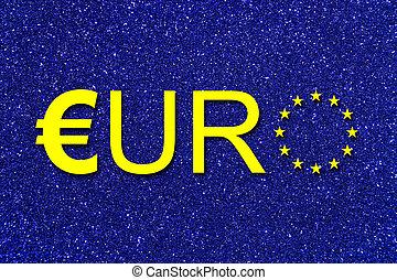Europaeische Union, EU, Logo, Symbol, Euro
