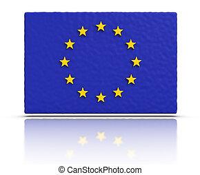 Europe, drapeau
