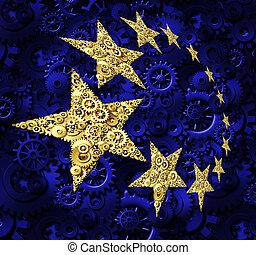 europe, industrie