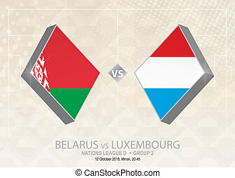 europe, ligue, d, belarus, groupe, luxembourg, competition...