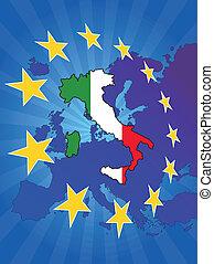 europe star italy