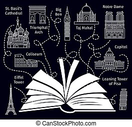 Europe travel book guide