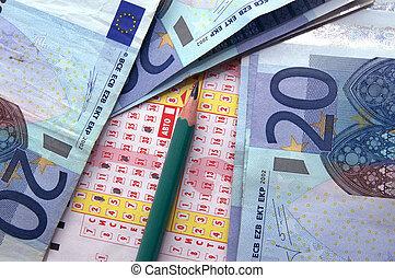 european, 돈