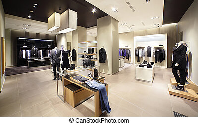 european brand new clothes shop - luxury and fashionable ...