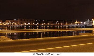 European City Timelapse 87 zoom