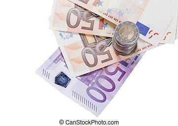 European currencies