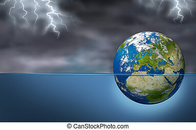European Financial Crisis as an earth planet of European...