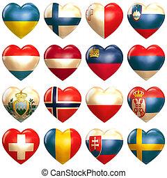 European Hearts