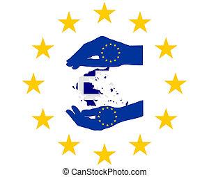 European Help for Greece
