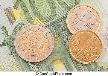 European money.