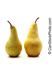 European pears var. Abate Fetel