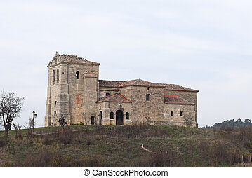European romanic church - European ( spanish ) romanic ...