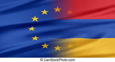 European Union and Armenia.