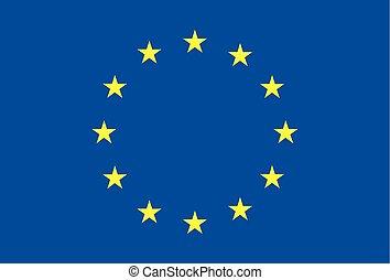 European union - Vector illustration of the european union...