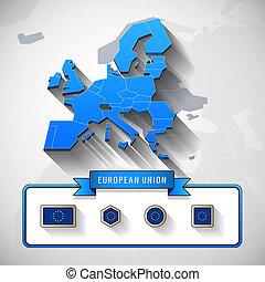European union info card