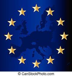 European Union Map