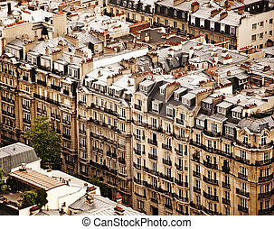 European Vernacular - Nice European stylized Architecture.