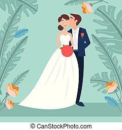 European wedding image