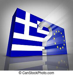 europejczyk, pytanie, grecja