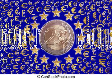 europejska bandera