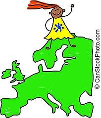 europeo, capretto