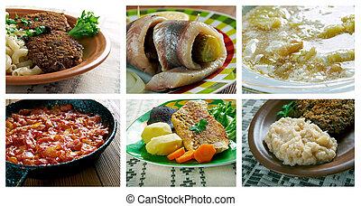 europeo, cuisine.