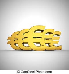 Euros bulge