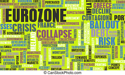 eurozone, 危機