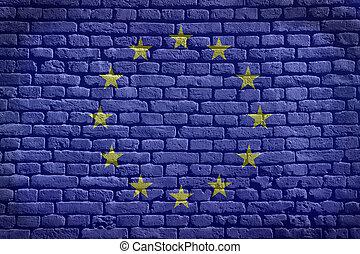 Eurpopean Union flag background - European Union flag ...