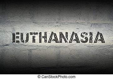 euthanasia word