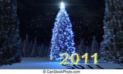 eva, nieuw jaar