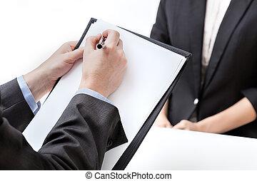 evaluación, potencial, trabajador