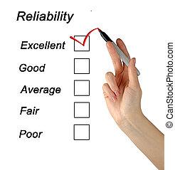Evaluation of customer service