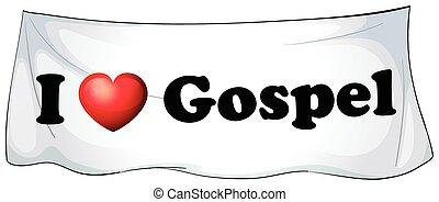evangelio, amor