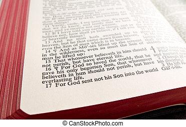 evangelium, o, jan