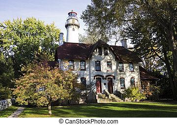 Evanston Lighthouse