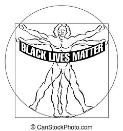 Even vitruvian man is disturbed with the systematic killing ...