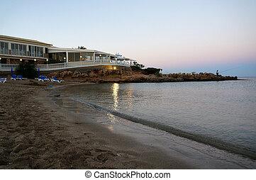 Evening Beach Cyprus
