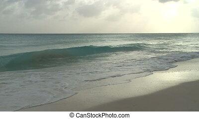 Evening on a Barbados beach (2 of 6)