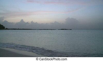Evening on a Barbados beach (3 of 6)